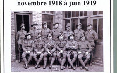 De l'armistice à la paix